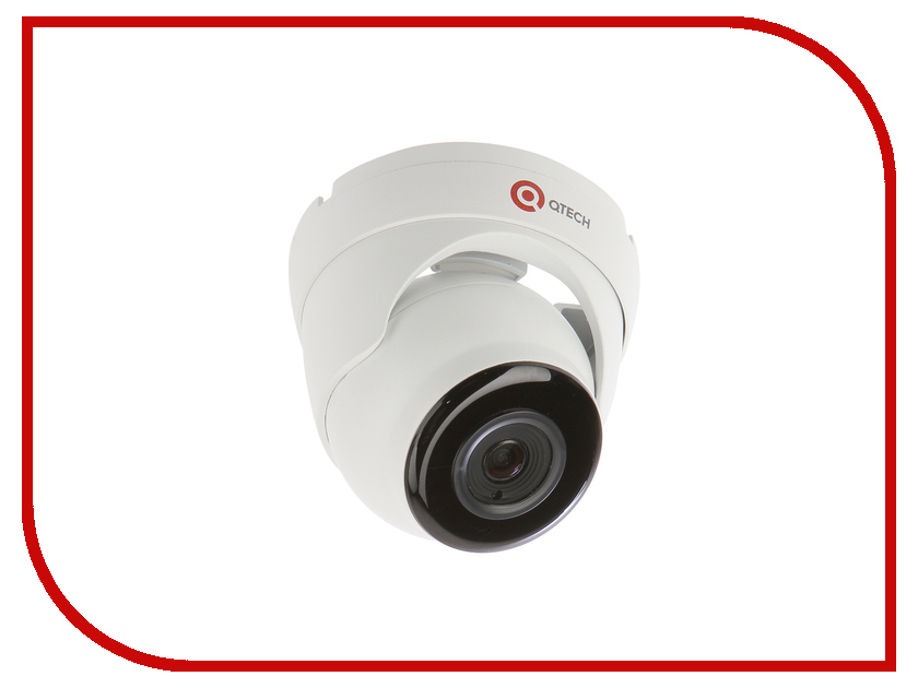 IP камера Qtech QVC-IPC-202AS 2.8 телефон ip qtech qvp 100p черный