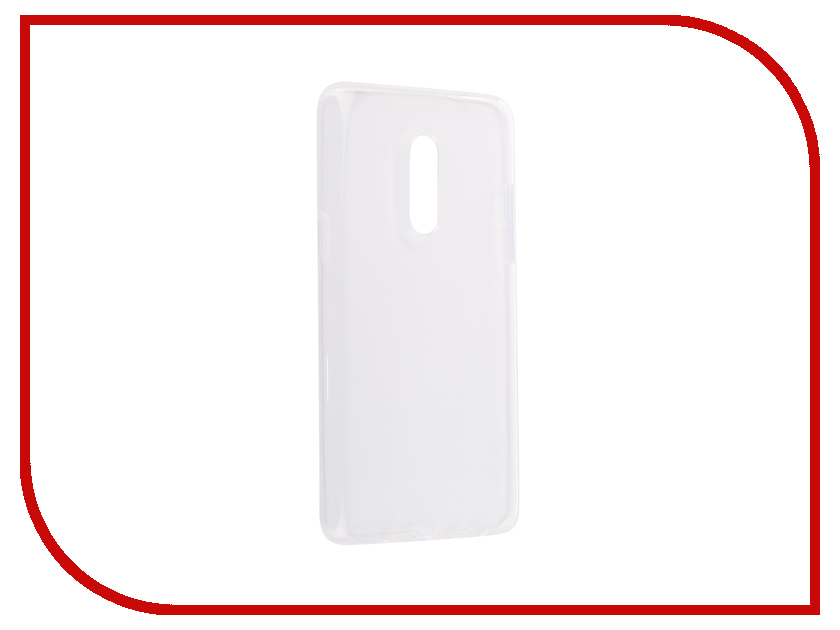 Аксессуар Чехол для Meizu 15 Plus Svekla Silicone Transparent SV-MZ15PLUS-WH аксессуар чехол huawei p10 plus svekla silicone transparent sv hwp10plus wh