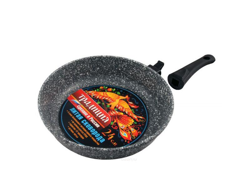 Сковорода Традиция Мрамор 26cm ТМ2265