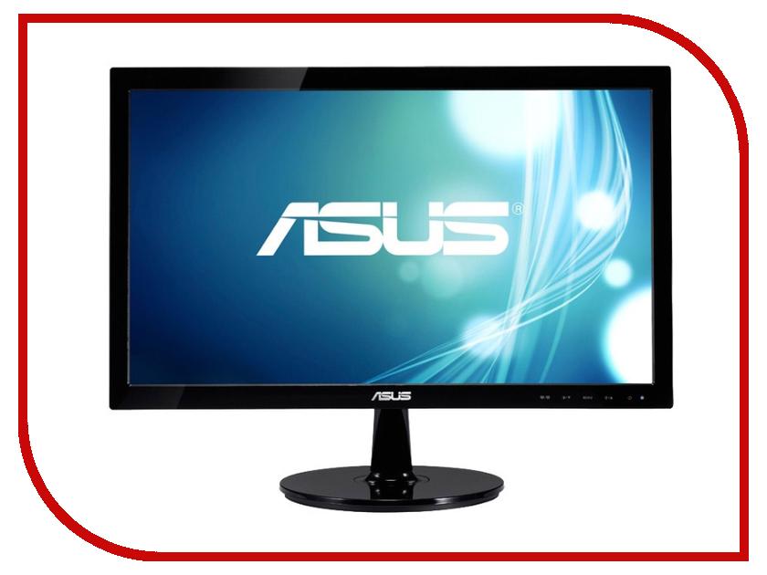 Монитор ASUS VS207DF Black монитор 24 asus vx248h
