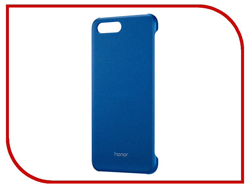 Аксессуар Чехол Huawei Honor View 10 Protective Cover Blue 51992306 cover co161 07 cover