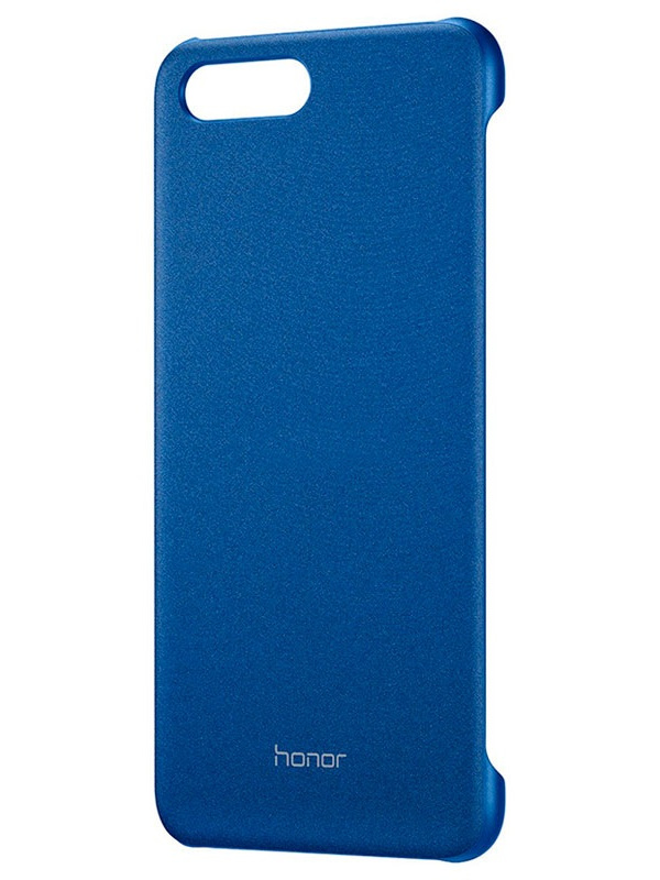 Аксессуар Чехол для Honor View 10 Protective Cover Blue 51992306 flip open protective pu case cover w view window for iphone 6 4 7 black translucent