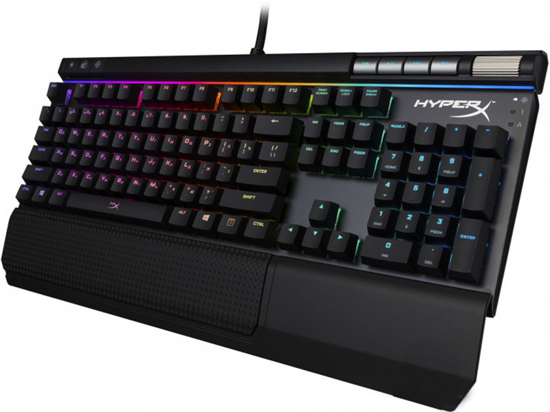 Клавиатура Kingston HyperX Alloy Elite HX-KB2BL2-RU/R1