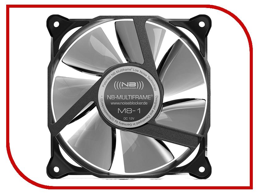 Вентилятор Noiseblocker Multiframe PWM M8-P 80mm 500-2000rpm free shipping 10pcs lot ap4509gm 4509gm sop8 offen use laptop p 100% new original