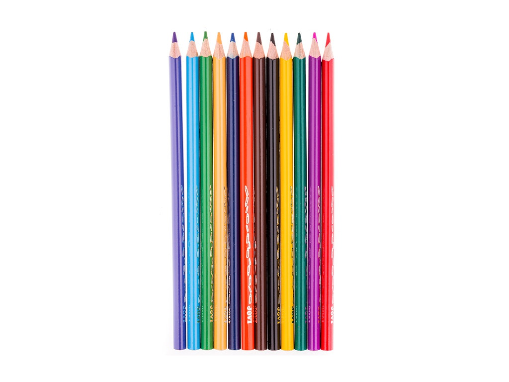 Карандаши цветные JOVI 12 цветов 733/12 цена