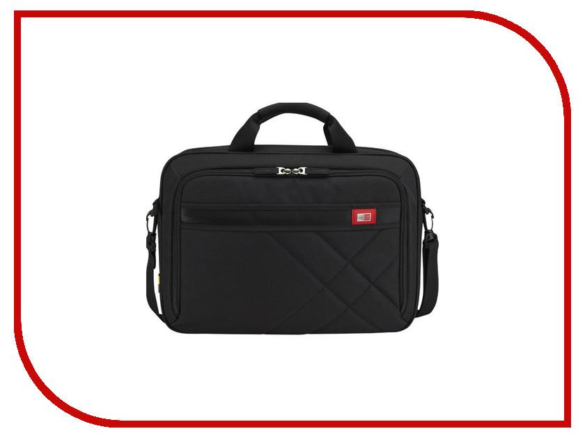Аксессуар Сумка 16 Case Logic DLC-115 Black case logic vnb 217 black рюкзак для ноутбука 17