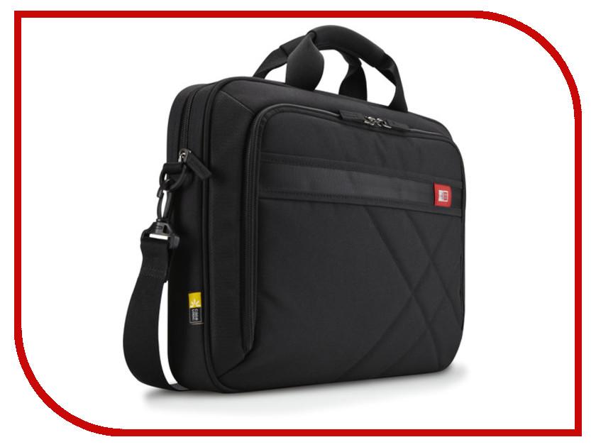 Аксессуар Сумка 17.3 Case Logic DLC-117 Black case logic vnb 217 black рюкзак для ноутбука 17