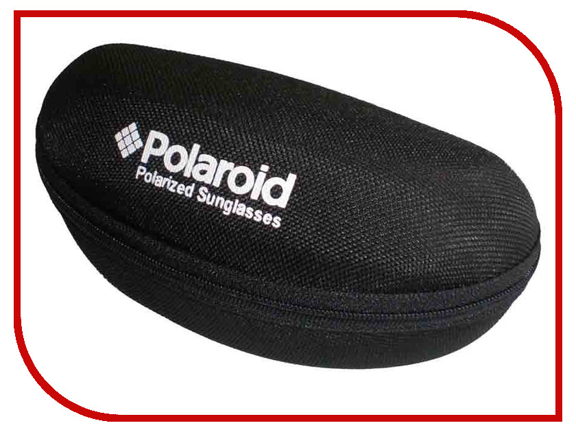 Чехол для очков Polaroid Polarized Suglasses 900506 полужесткий carshiro 9150 uv400 protection resin lens polarized night vision driving glasses