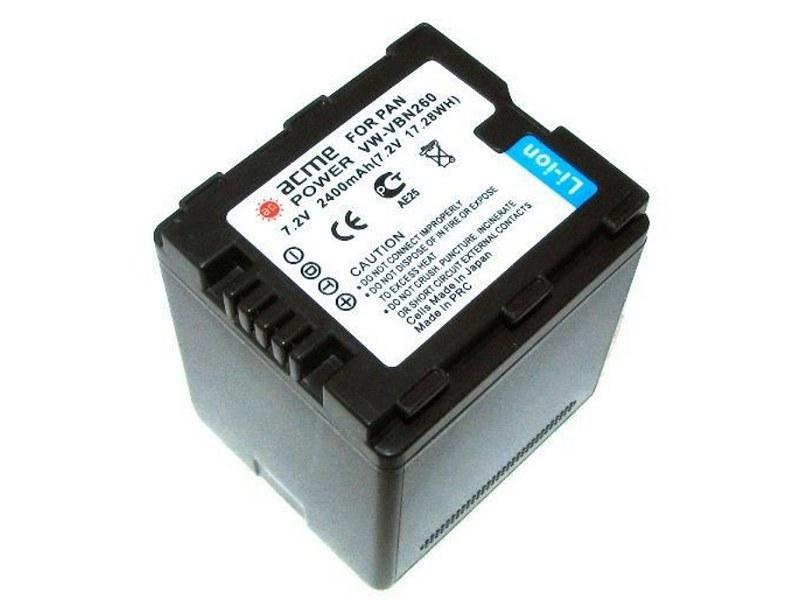 Аккумулятор AcmePower VBN-260