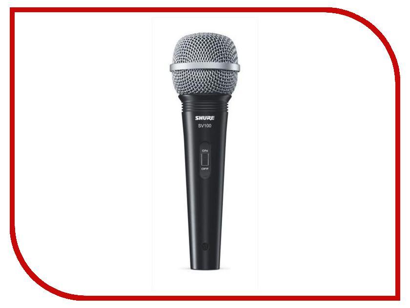 Микрофон Shure SV100-A shure afp522