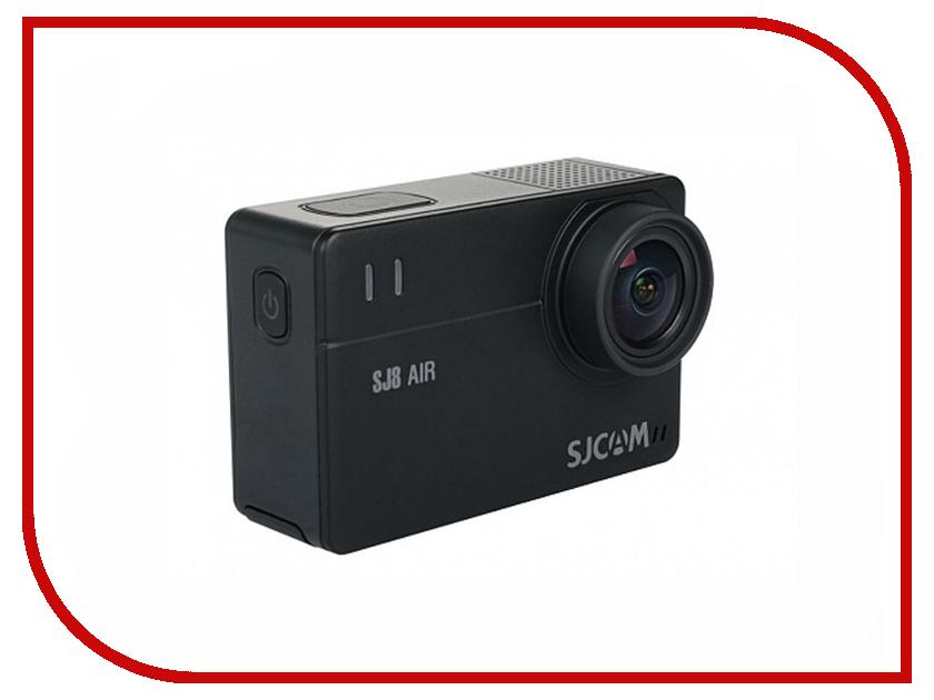 Экшн-камера SJCAM SJ8 Air Black видеокамера экшн sjcam m20 black