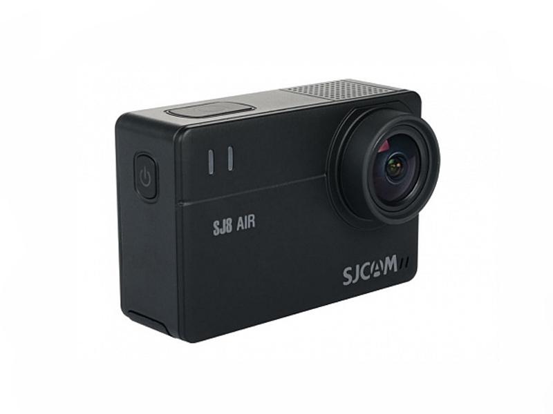 Фото - Экшн-камера SJCAM SJ8 Air Black 1 5inch triclamp air vent small type stainless steel tank air breather