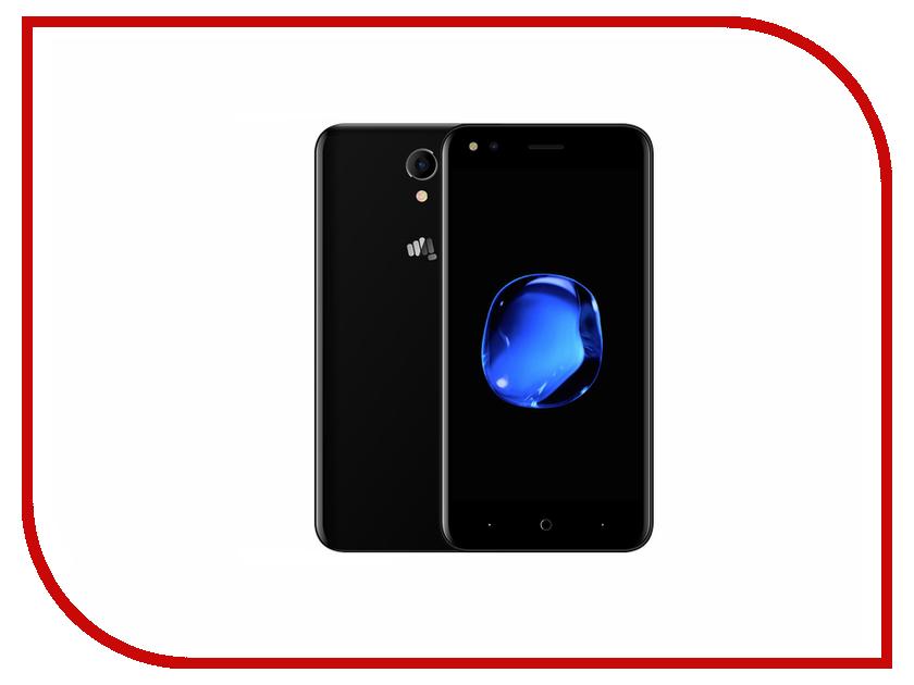 Сотовый телефон Micromax Q440 Black полка для обуви мастер лана 2 пол 2 1с 1п венге мст пол 1с 1п вм 16