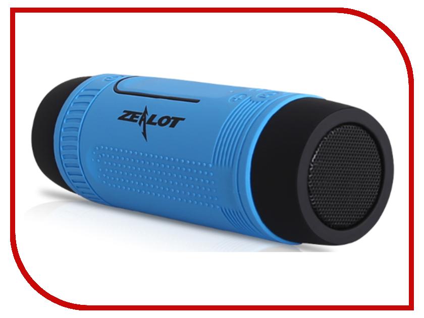 Колонка Apres Zealot S1 Blue qx42 s1 plc