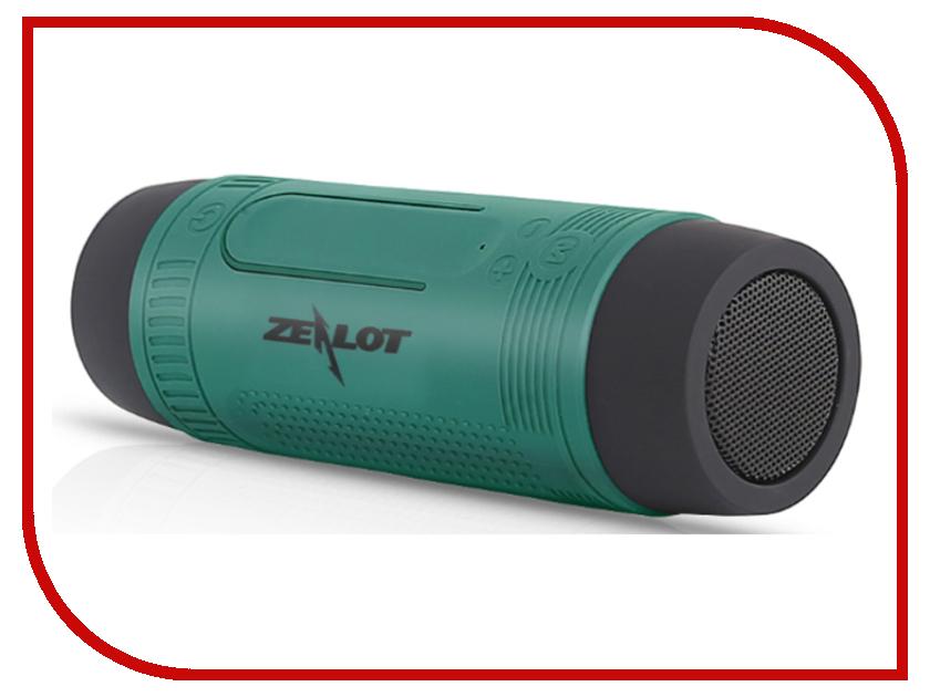 Колонка Apres Zealot S1 Green qx42 s1 plc