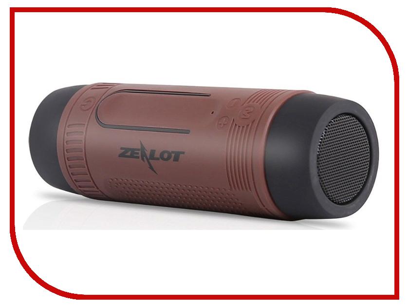 Колонка Apres Zealot S1 Brown qx42 s1 plc