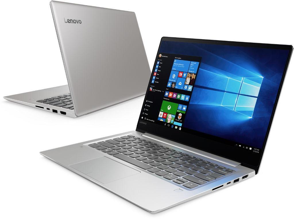 Ноутбук Lenovo IdeaPad 720S-14IKBR 81BD000DRK Silver (Intel Core i5-8250U 1.6 GHz/8192Mb/256Gb SSD/No ODD/nVidia GeForce MX150 2048Mb/Wi-Fi/Bluetooth/Cam/14.0/1920x1080/Windows 10 64-bit) цена