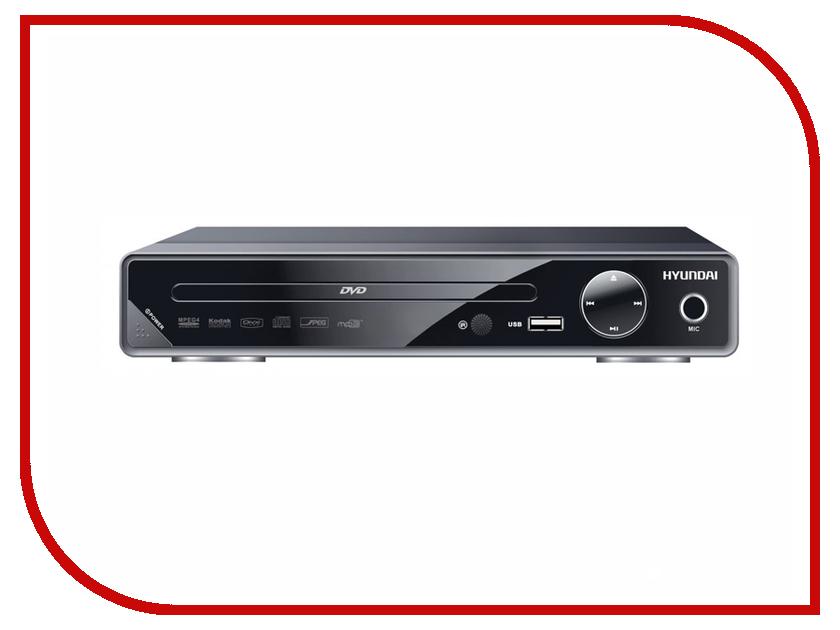 Плеер Hyundai H-DVD200 hyundai h 200 box powersteering 2006 118580km 571004a850 57100 4a850