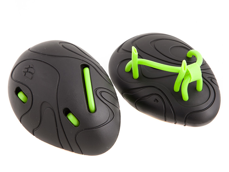 Антилопатки Mad Wave Egg Trainer Black-Green M0743 01 0 00W