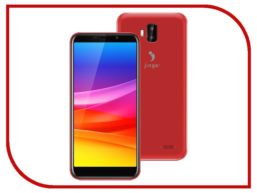 Сотовый телефон Jinga Joy Red сотовый