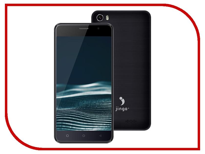 Сотовый телефон Jinga Optim 4G Black сотовый телефон jinga basco m500 3g white