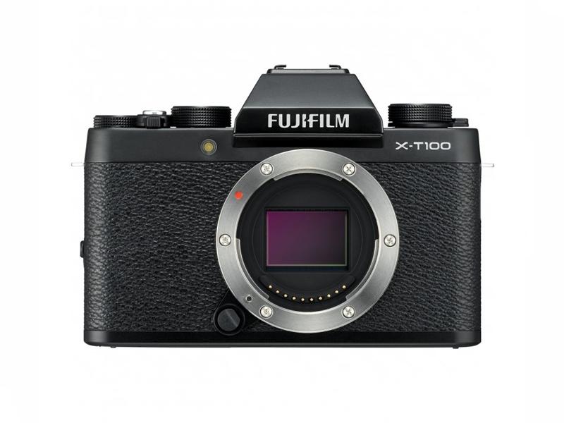 Фотоаппарат Fujifilm X-T100 Body Black цена