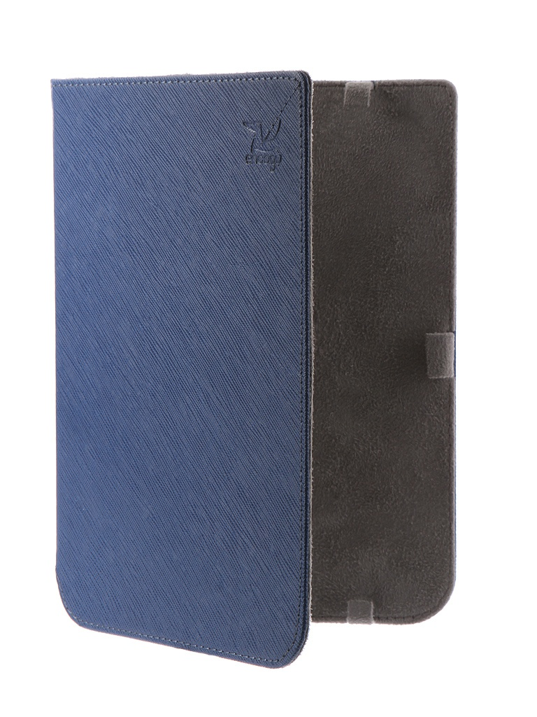 Аксессуар Чехол for PocketBook 740 Snoogy иск.кожа Blue