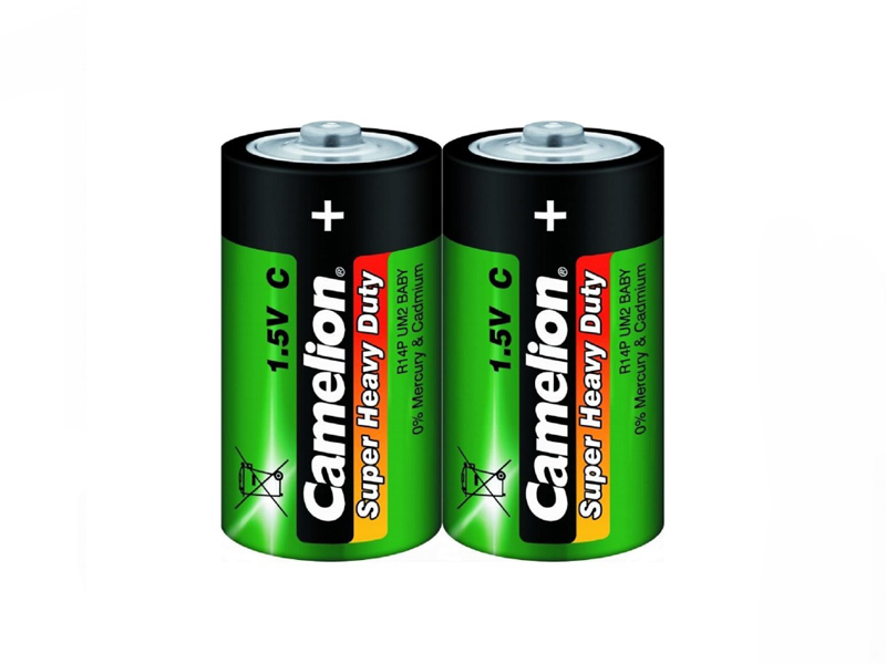 цена на Батарейка C - Camelion Heavy Duty R14 R14-2BL (2 штуки)