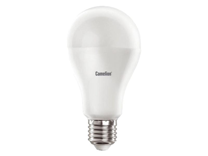 Лампочка Camelion BasicPower E27 17W 220V 3000K 1530Lm LED17-A65/845/E27 стоимость