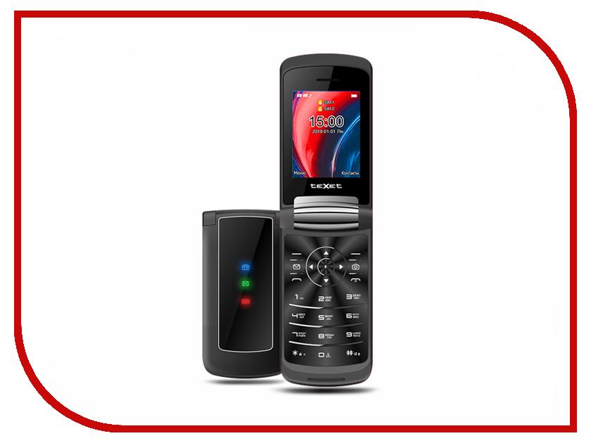 Сотовый телефон teXet TM-317 Black стоимость