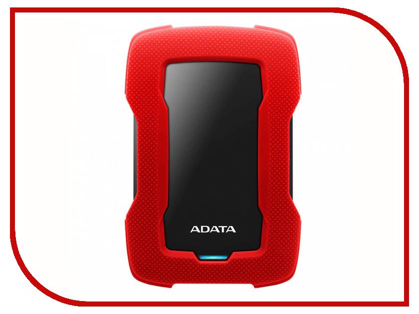 Жесткий диск A-Data DashDrive Durable HD330 5Tb Red AHD330-5TU31-CRD стоимость