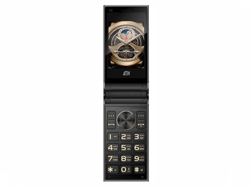 Сотовый телефон Ark Benefit V2 Grey ark benefit s502