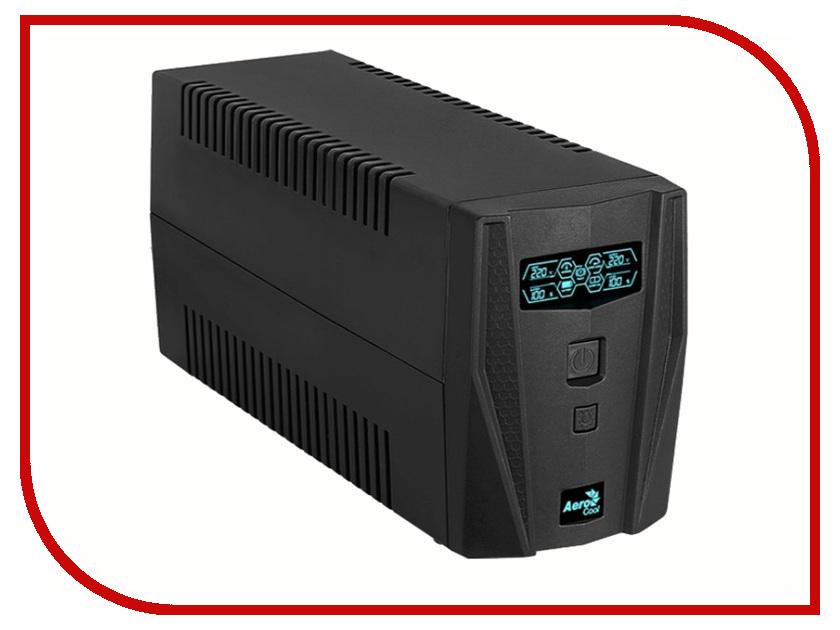 Источник бесперебойного питания AeroCool Aero Shield C625 источник бесперебойного питания ippon back power pro lcd 600