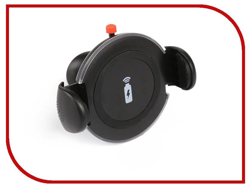 Держатель СИМА-ЛЕНД 3145292 с беспроводной зарядкой держатель сима ленд black 3145280