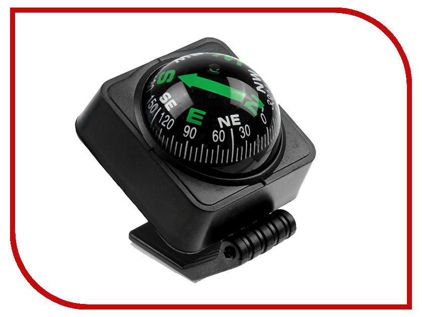 Компас автомобильный СИМА-ЛЕНД Black 3130956 компас с термометром автомобильный сима ленд black 3130955
