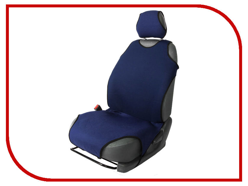 где купить Накидка на сидения Torso 2шт 120x76x0.5cm Blue 2308834 дешево