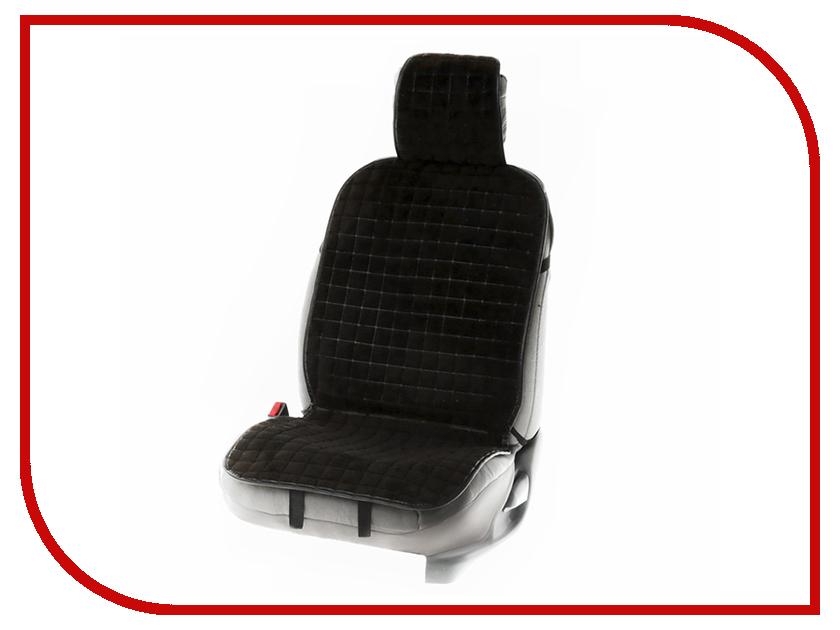 Накидка на сиденье СИМА-ЛЕНД 132x48x3cm Black 3122069