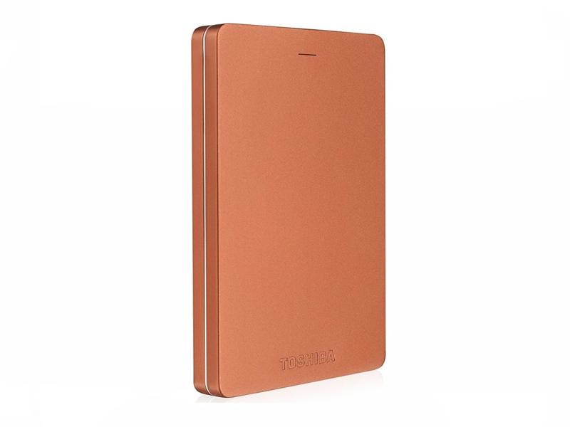 Жесткий диск Toshiba Canvio Alu 1Tb Red HDTH310ER3AB toshiba hdth310el3aa canvio alu blue