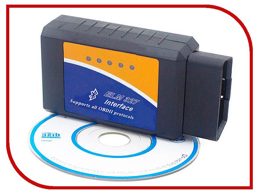 Автосканер СИМА-ЛЕНД AD-1 ОВD II Bluetooth 2554404 автосканер zip elm327 obd2 usb v 1 5