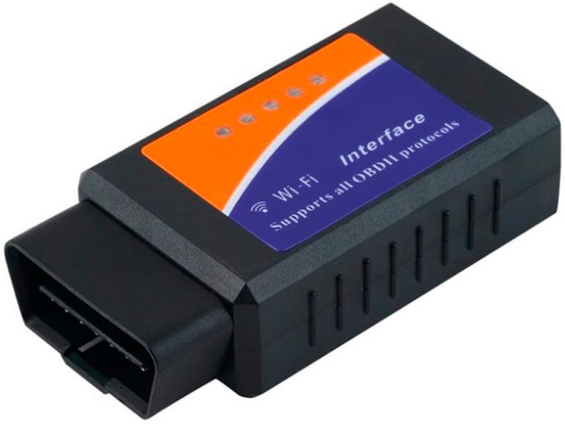 Автосканер СИМА-ЛЕНД ОВD II WI-FI 2554406