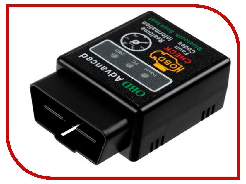 Автосканер СИМА-ЛЕНД AD-2 ОВD II Bluetooth 3099463 автосканер parkcity elm 327wf