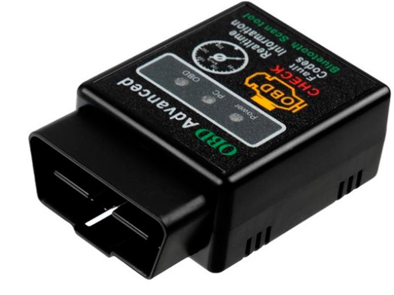 Автосканер СИМА-ЛЕНД AD-2 ОВD II Bluetooth 3099463