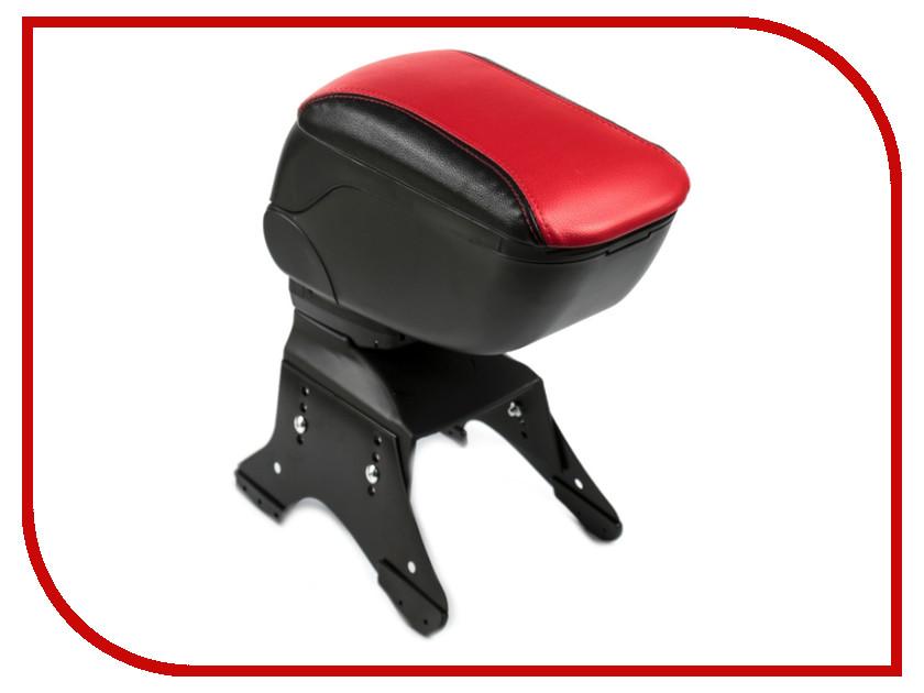 Подлокотник СИМА-ЛЕНД Black-Red 3043483 украшение сима ленд набор шаров ангела 6шт red 3249251