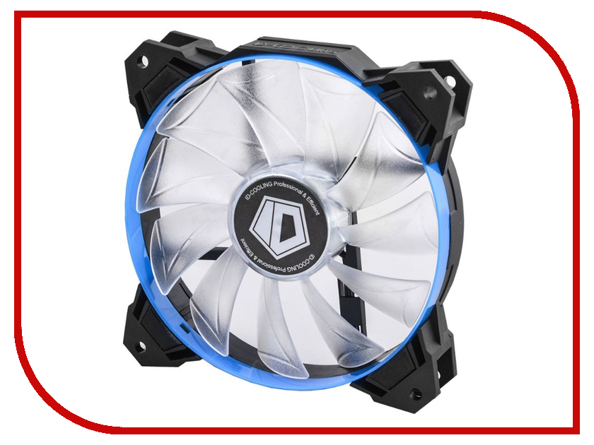 Вентилятор ID-Cooling SF-12025-B  original sunon 12025 12cm 220v dp201at 2122hbl gn 120 long wide 25 thick double ball cooling fan