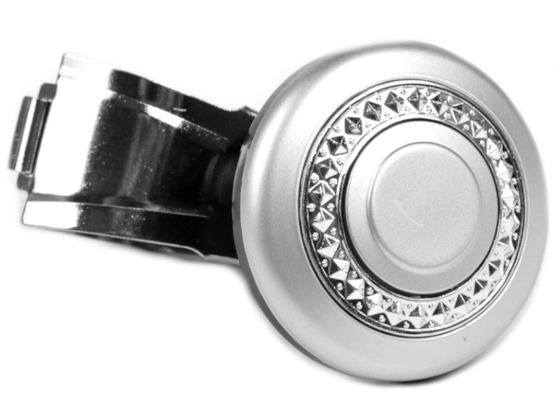 Ручка на руль СИМА-ЛЕНД Кольцо Silver-Chrom 3145335