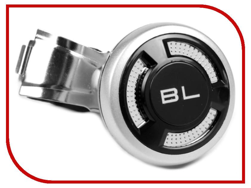 Ручка на руль СИМА-ЛЕНД Silver-Black-Chrom 3145336