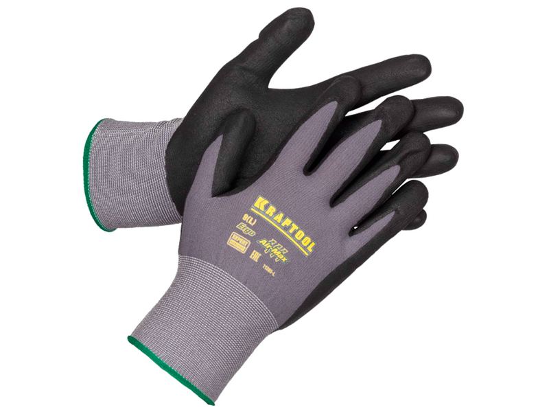 Перчатки Kraftool Expert р.XL 11285-XL