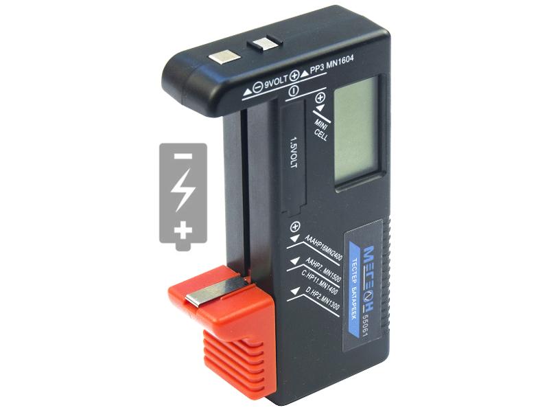 Мегеон для батареек 55061