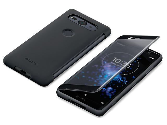 Чехол для Sony Xperia XZ2 Compact SCTH50 Black