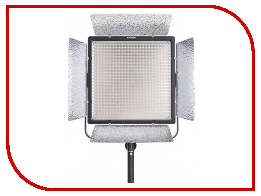 Осветитель YongNuo LED YN-860 3200-5500K yongnuo rf605c wireless group flash trigger transceiver for canon dslr camera 2 pcs